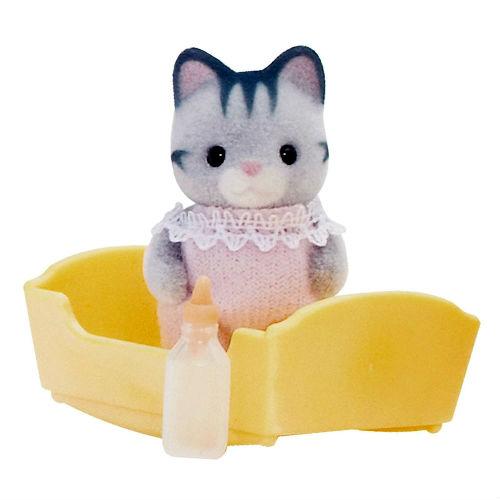 Набор «Малыш Серый Котенок» от Toyway