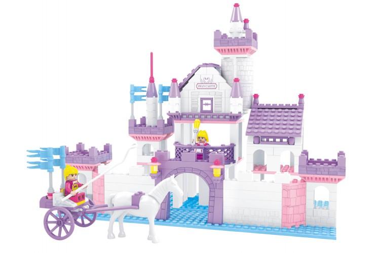 Конструктор - Страна чудес. Замок, 361 детальКонструкторы других производителей<br>Конструктор - Страна чудес. Замок, 361 деталь<br>