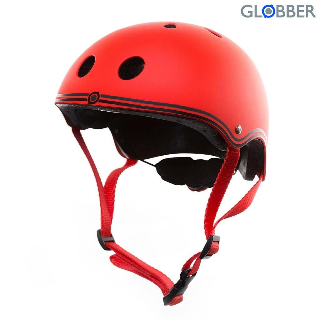 Купить Шлем - Globber Junior, red, XS-S, 51-54 см
