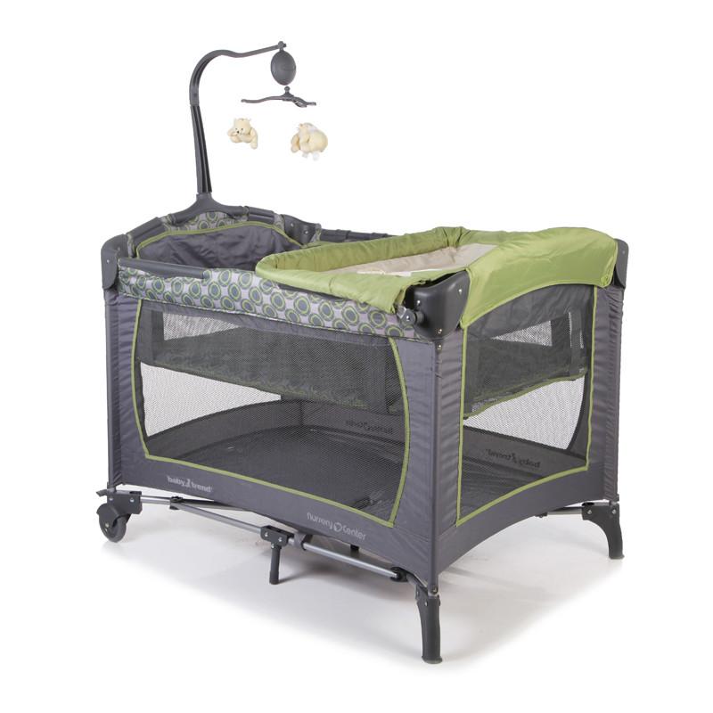 Манеж-кровать Baby TrendМанежи<br>Манеж-кровать Baby Trend<br>