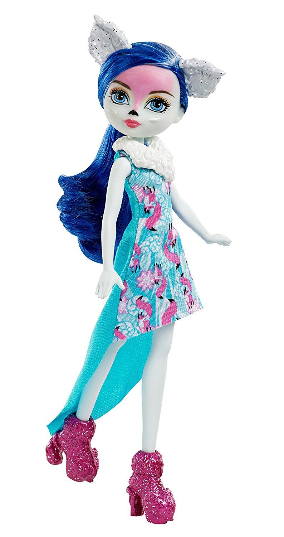 Купить Кукла Ever After High Заколдованная зима – Фоксанна, 20 см, Mattel