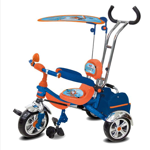 Детский трехколесный велосипед Planes «Самолеты»Велосипеды детские<br>Детский трехколесный велосипед Planes «Самолеты»<br>