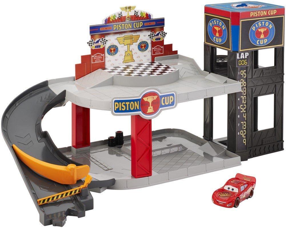 Большой гараж – Тачки - CARS 3 (Игрушки Тачки 3), артикул: 166869