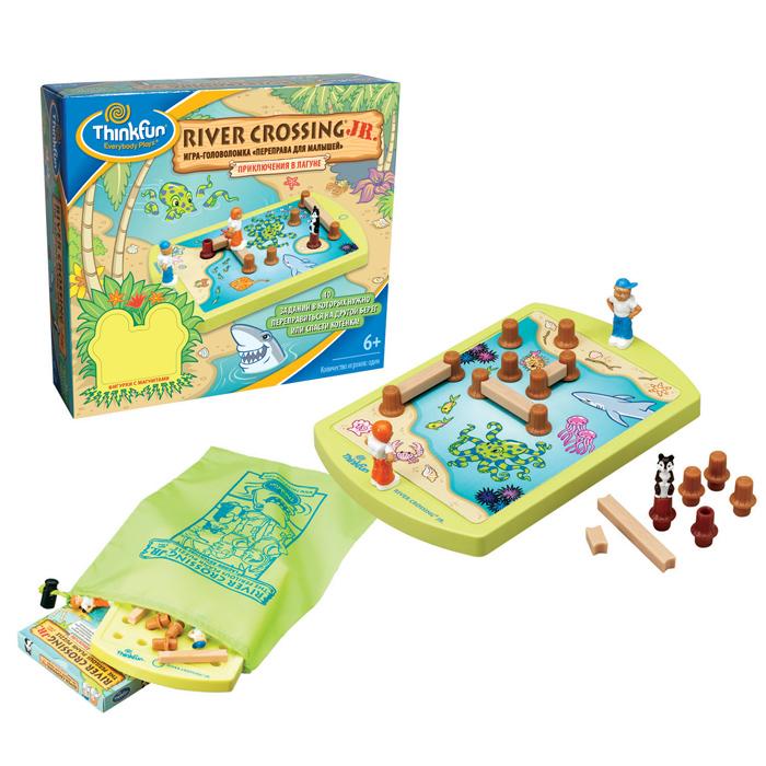 Игра-головоломка Переправа для малышей