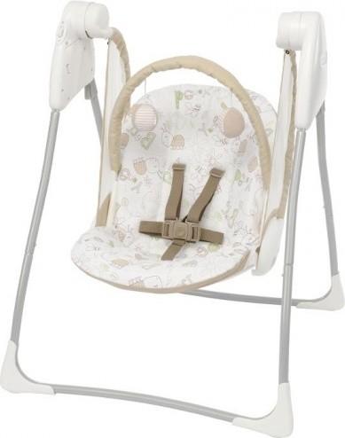 Электрокачели Graco Baby Delight 1H95, дизайн - Benny Bell
