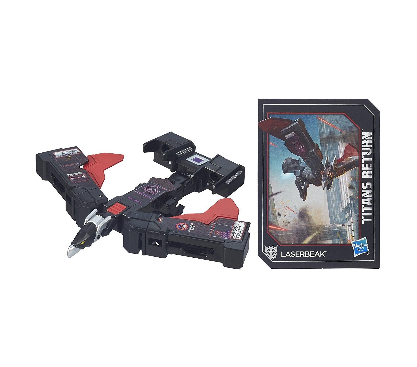 Трансформер - Дженерэйшнс: Войны Титанов Лэджендс – LaserbeakИгрушки трансформеры<br>Трансформер - Дженерэйшнс: Войны Титанов Лэджендс – Laserbeak<br>
