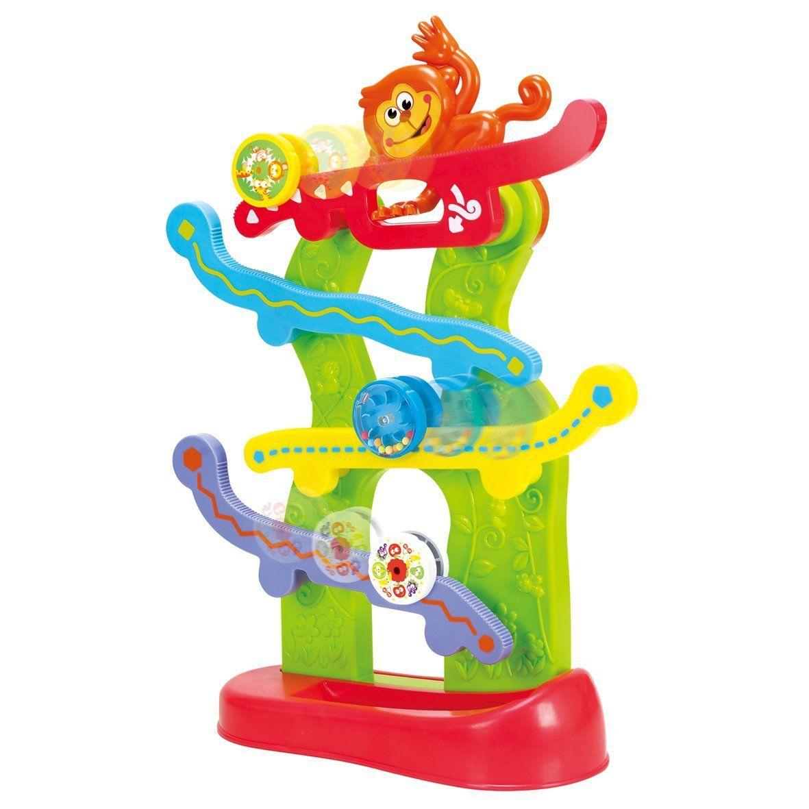 Игрушка развивающая - Лабиринт с обезьянкойРазвивающие игрушки PlayGo<br>Игрушка развивающая - Лабиринт с обезьянкой<br>