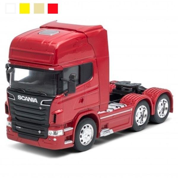 Модель тягача Scania V8 R731, 1:64Грузовики/самосвалы<br>Модель тягача Scania V8 R731, 1:64<br>
