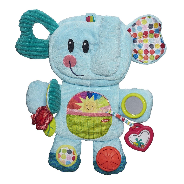 Веселый слоник PlayskoolРазвивающие игрушки PLAYSKOOL (Hasbro)<br>Веселый слоник Playskool<br>