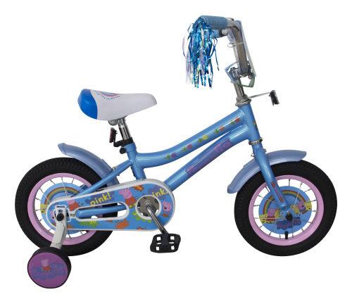 Детский велосипед Peppa Pig, колеса 12
