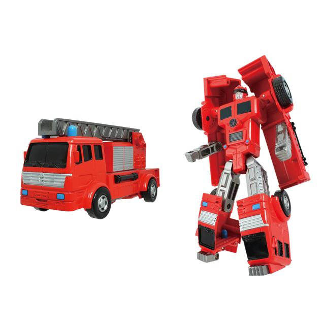 Робот-машина из серии X-Bot -  Пожарная машинаИгрушки трансформеры<br>Робот-машина из серии X-Bot -  Пожарная машина<br>