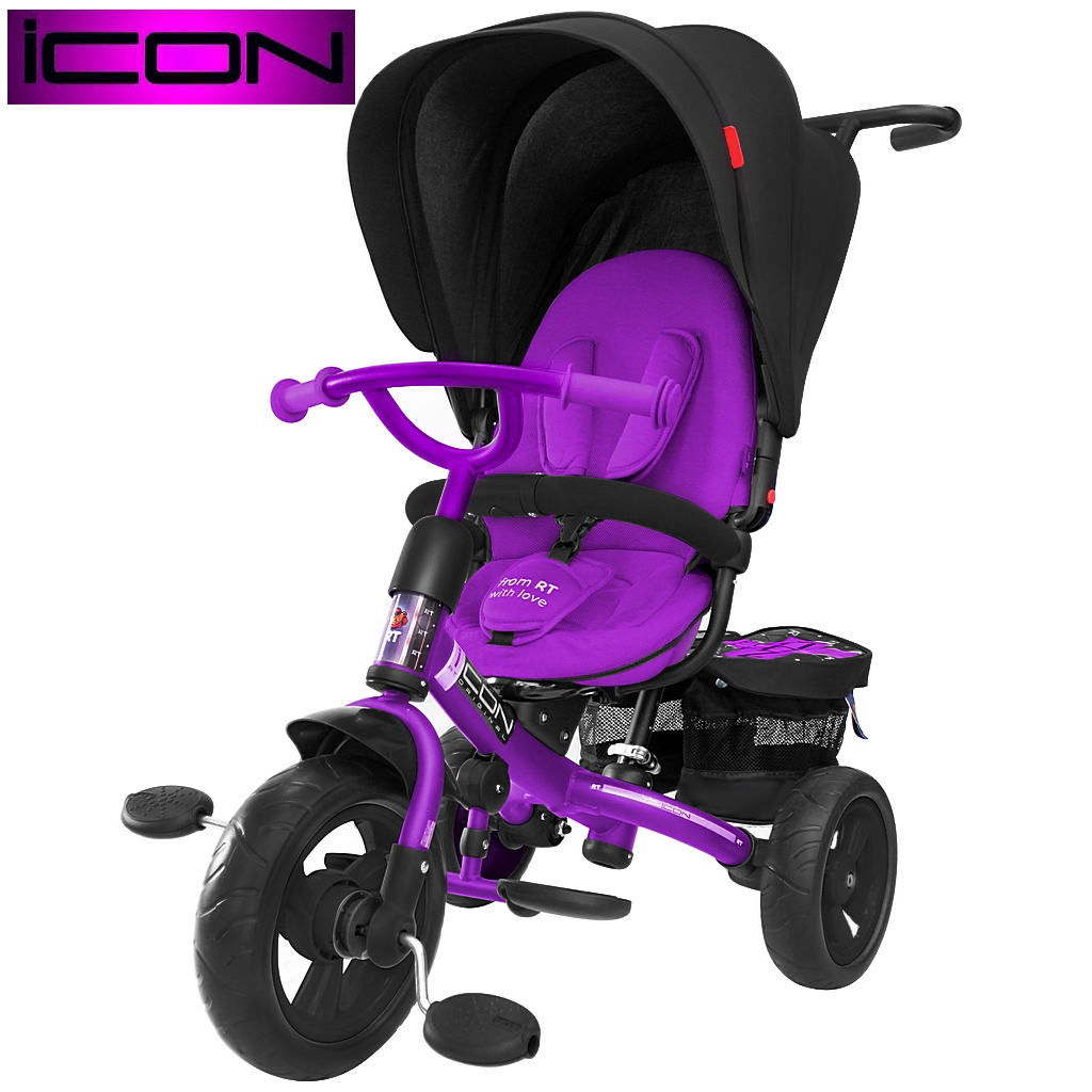 Велосипед RT ICON evoque New Stroller by Natali Prigaro CrystalВелосипеды детские<br>Велосипед RT ICON evoque New Stroller by Natali Prigaro Crystal<br>