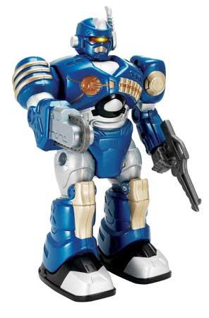 Игрушка-робот Polar Captain - Роботы, Воины, артикул: 18437