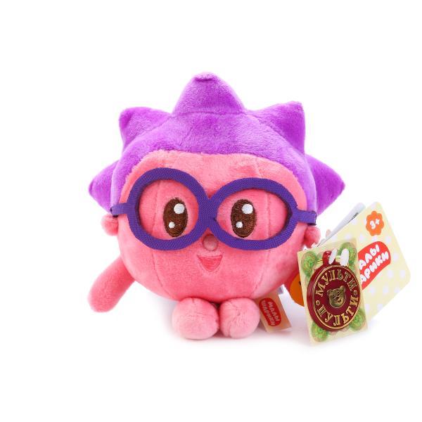 Озвученная мягкая игрушка Малышарики - Ежик, 15 смГоворящие игрушки<br>Озвученная мягкая игрушка Малышарики - Ежик, 15 см<br>