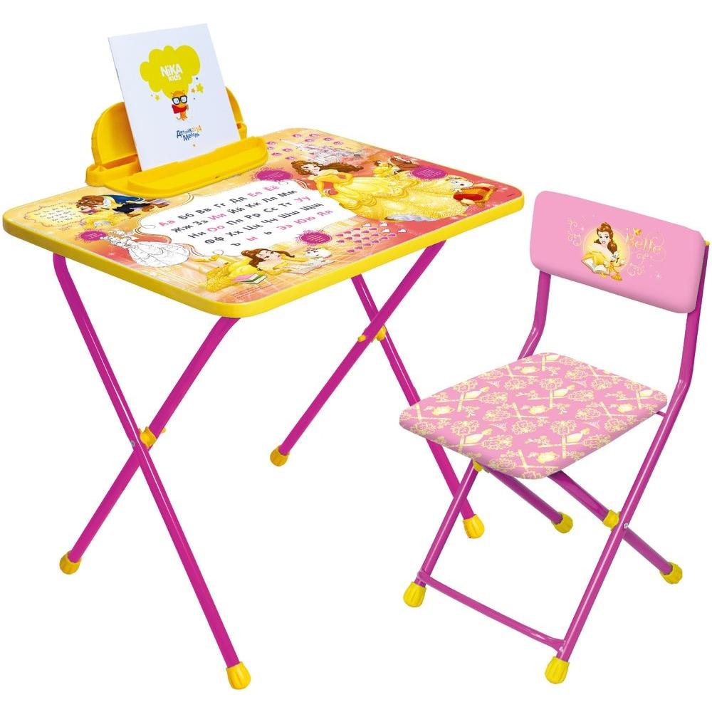 Набор детской мебели – Дисней 4 БельДетские мольберты и парты<br>Набор детской мебели – Дисней 4 Бель<br>