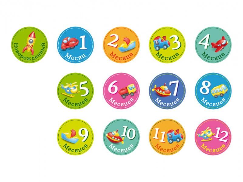 Набор стикеров для мальчиков Stickn Click - МашинкиНаклейки<br>Набор стикеров для мальчиков Stickn Click - Машинки<br>