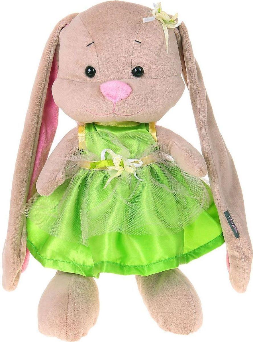 Мягкая игрушка - Зайка Лин Чай с Мелиссой, 25 см, в коробкеЗайцы и кролики<br>Мягкая игрушка - Зайка Лин Чай с Мелиссой, 25 см, в коробке<br>