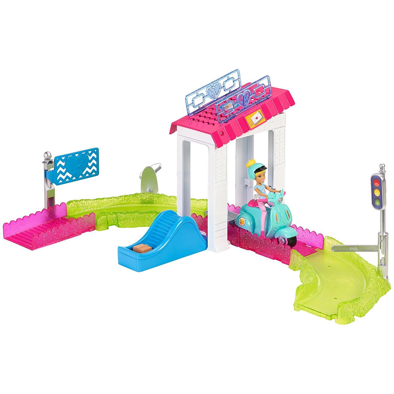 Игрушка из серии Барби в движении - Игровой набор ПочтаКуклы Barbie (Барби)<br>Игрушка из серии Барби в движении - Игровой набор Почта<br>