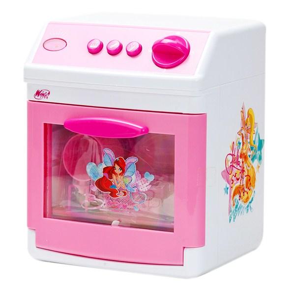 Купить Посудомоечная машина «Винкс», со световыми и звуковыми эффектами, водой, Играем вместе