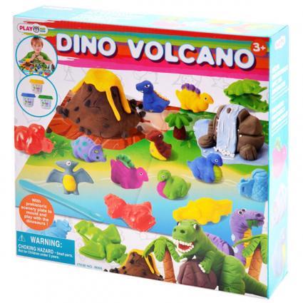 Набор для лепки «Динозавр» Playgo, Play 8666Наборы для лепки<br>Набор для лепки «Динозавр» Playgo, Play 8666<br>