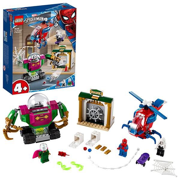 Конструктор Lego Super Heroes - Угрозы Мистерио фото