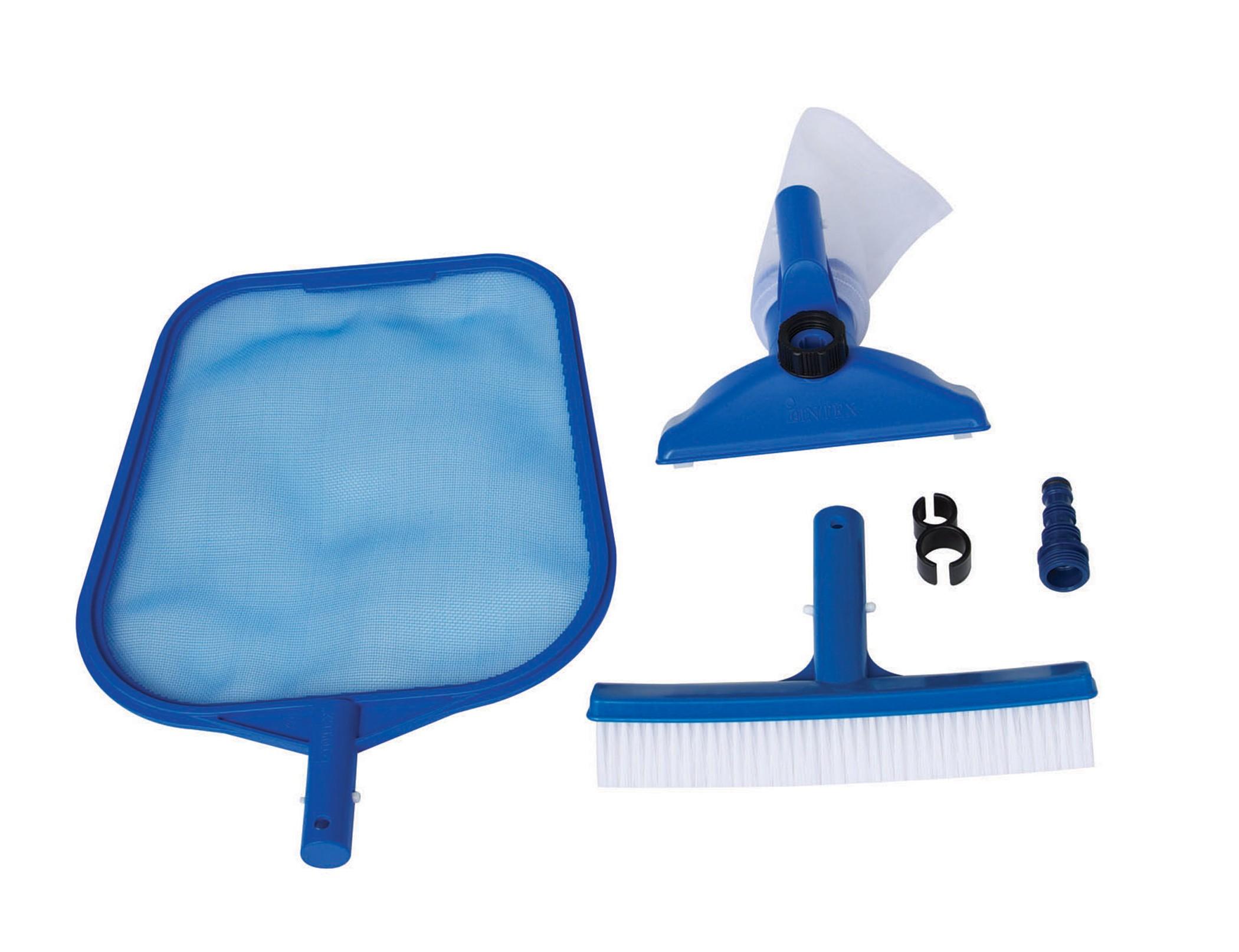Набор для чистки и уборки надувных и каркасных бассейнов