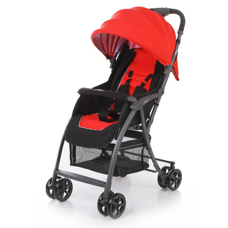 Коляска прогулочная FitДетские коляски Capella Jetem, Baby Care<br>Коляска прогулочная Fit<br>