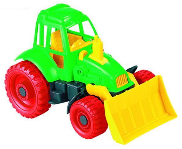 Купить Трактор с грейдером, Нордпласт