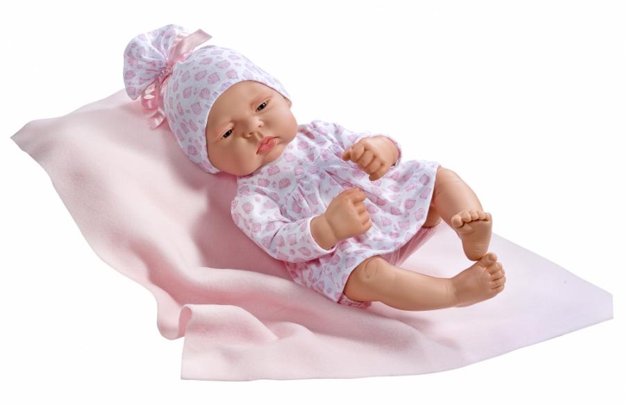 Кукла ASI - Лючия, 40 смКуклы ASI (Испания)<br>Кукла ASI - Лючия, 40 см<br>