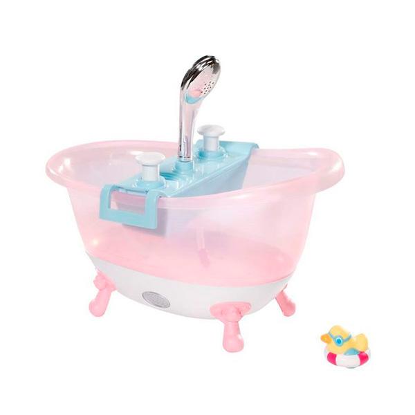 Ванна с пеной для кукол Baby born, в дисплееАксессуары Baby Born<br>Ванна с пеной для кукол Baby born, в дисплее<br>
