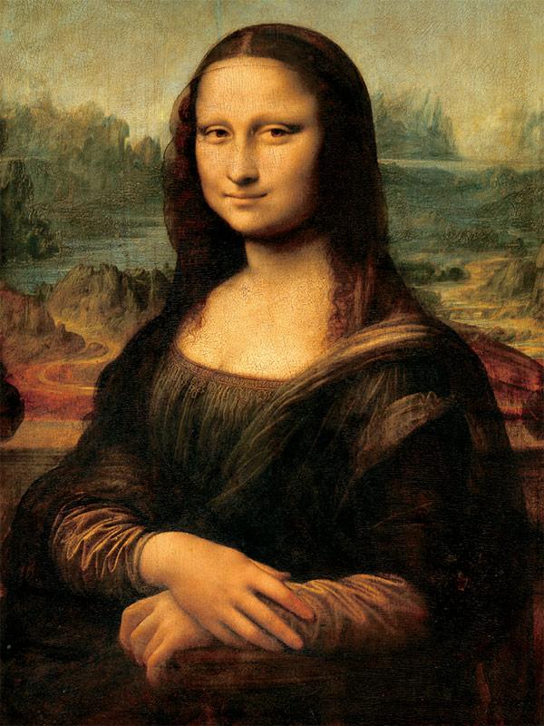 Пазл «Леонардо да Винчи. Мона Лиза» 300 шт