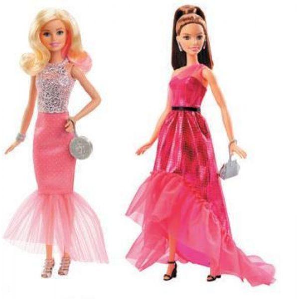Barbie® Куклы в вечерних платьях-трансформерахКуклы Barbie (Барби)<br>Barbie® Куклы в вечерних платьях-трансформерах<br>