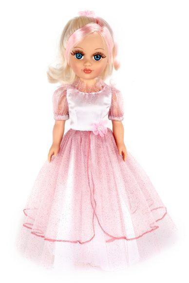 Озвученная кукла Анастасия - Розовая нежностьРусские куклы фабрики Весна<br>Озвученная кукла Анастасия - Розовая нежность<br>
