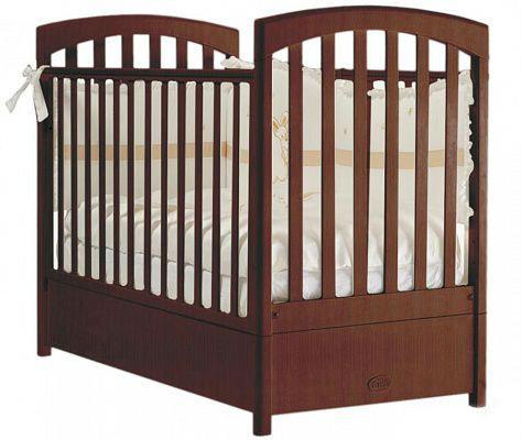Кровать детская Fms Sauvage NoceДетские кровати и мягкая мебель<br>Кровать детская Fms Sauvage Noce<br>