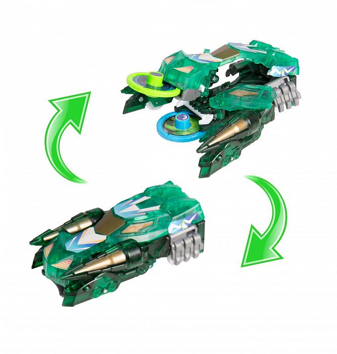 Машинка-трансформер Дикие Скричеры - Скорпиодрифт, линейка 3 Alpha Group