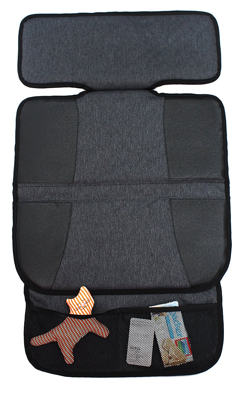 Защитный коврик для автомобильного сиденья, размер LАксессуары для путешествий и прогулок<br>Защитный коврик для автомобильного сиденья, размер L<br>