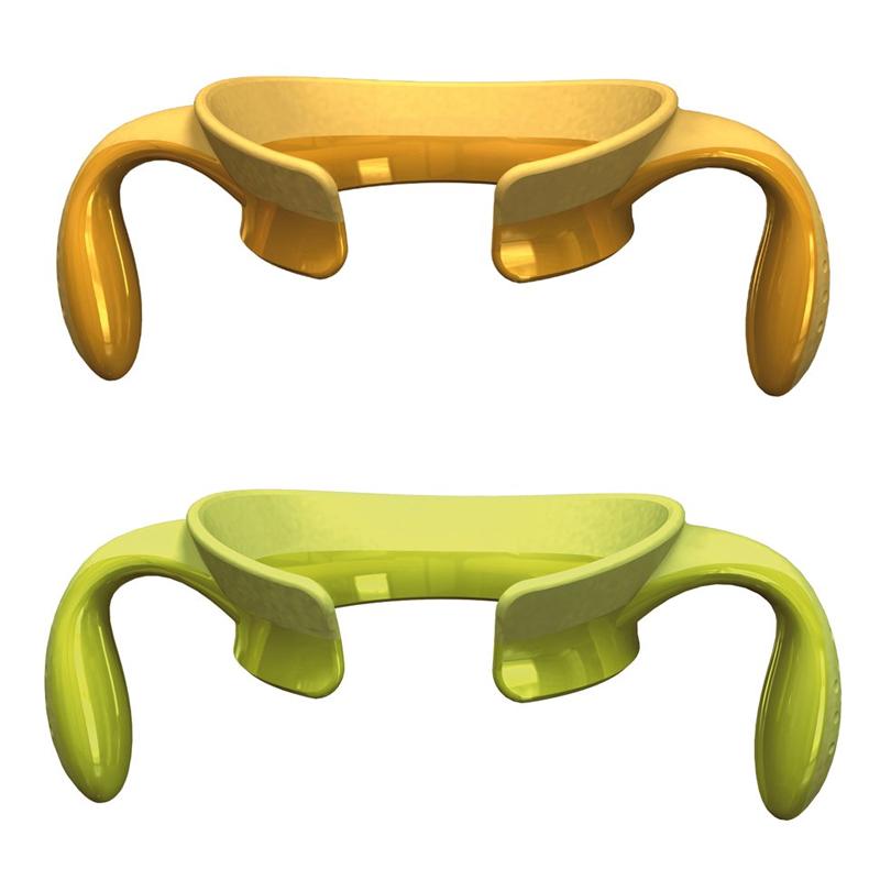 Держатель для бутылочек Step Up, 2 шт., желтый и салатовыйБутылочки<br>Держатель для бутылочек Step Up, 2 шт., желтый и салатовый<br>