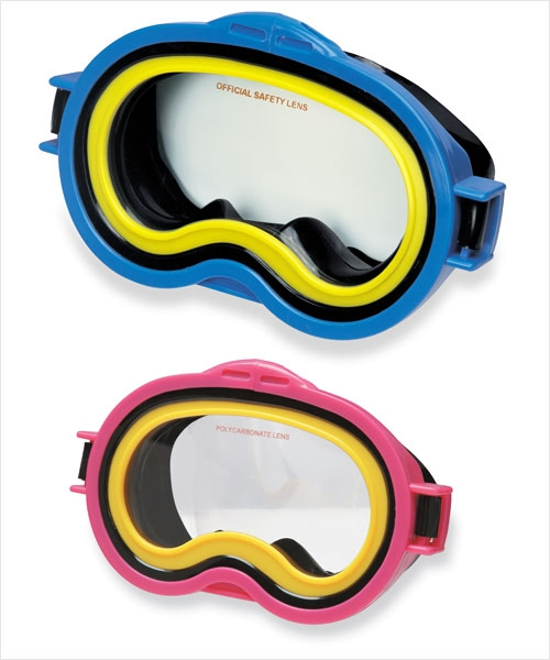 Детская маска для плавания - Sea Scan SwimМаски, ласты, трубки для плавания<br>Детская маска для плавания - Sea Scan Swim<br>