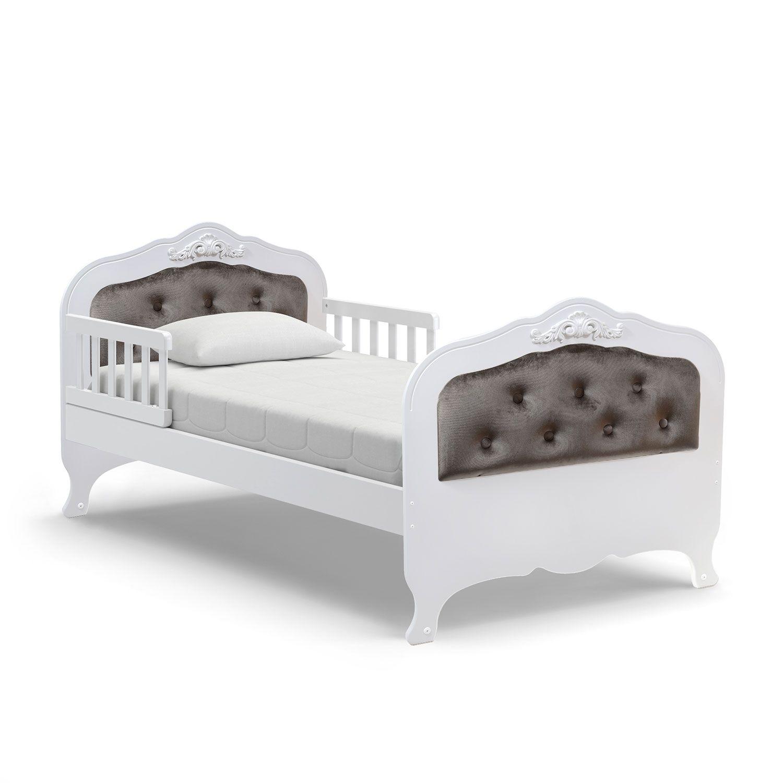 Купить Подростковая кровать Nuovita Fulgore Lux lungo цвет - Bianco/Белый