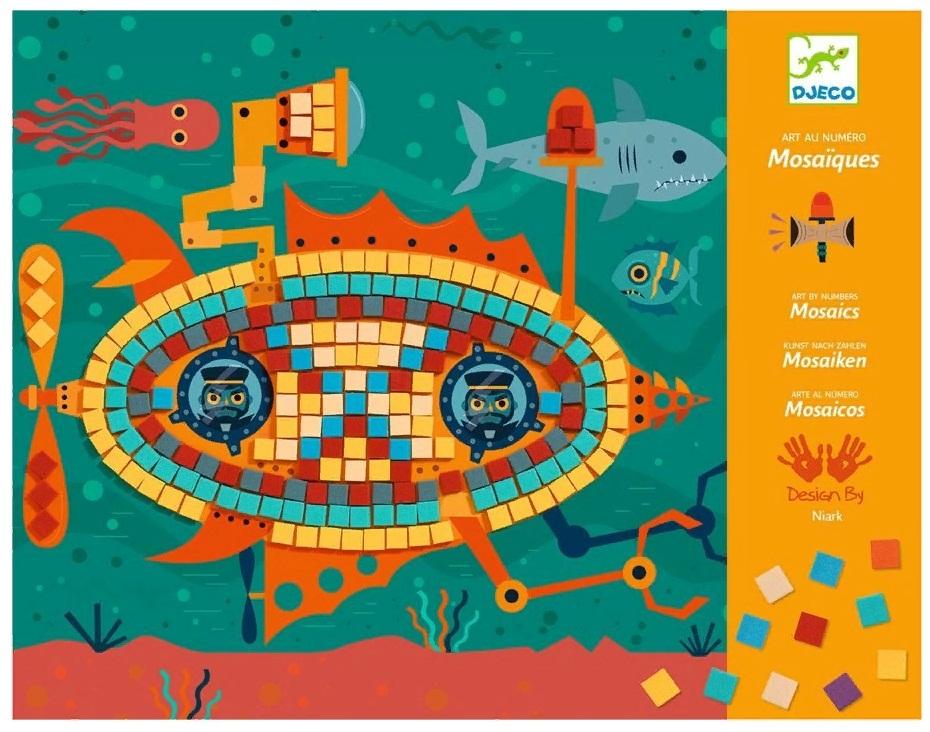 Набор для творчества - Мозаика - За штурвалом по цене 1 259