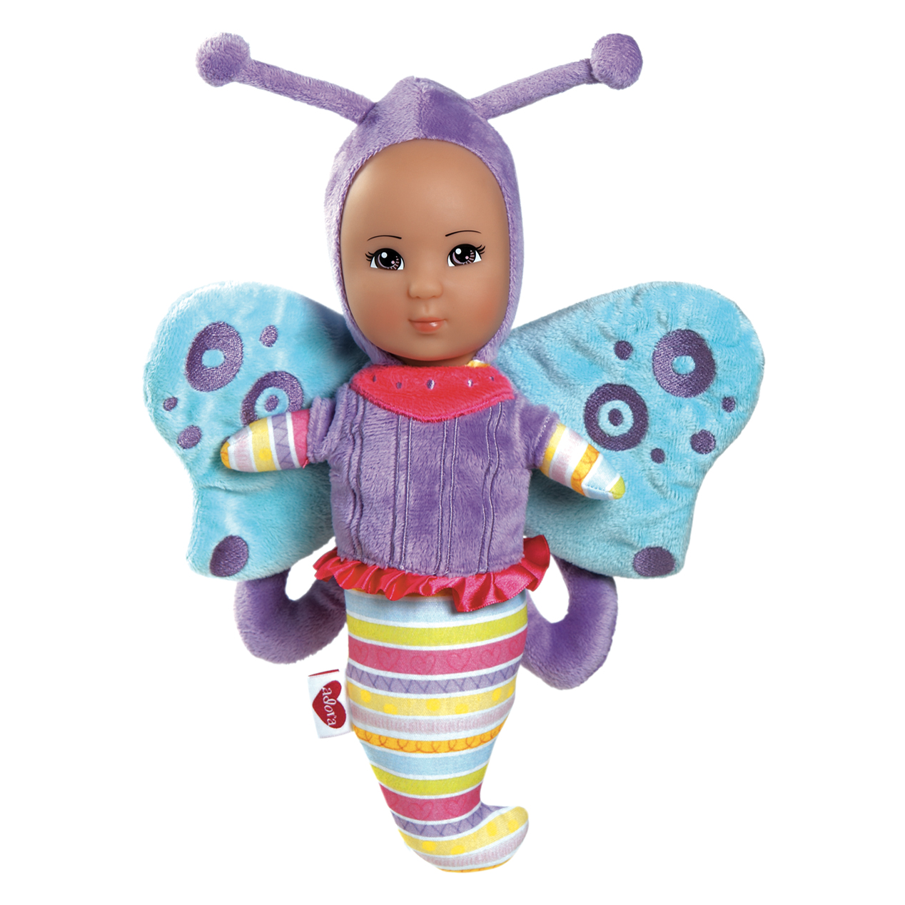 Кукла с крыльями - Бабочка