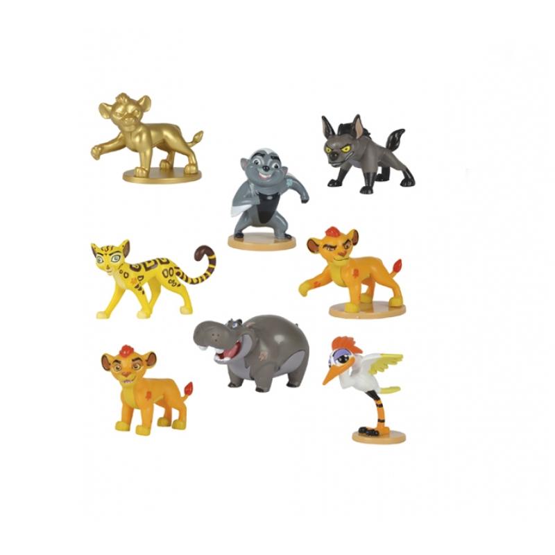 Фигурка из серии Хранитель Лев, 6-7 см., 15 видовКороль Лев (Хранитель Лев) Lion King<br>Фигурка из серии Хранитель Лев, 6-7 см., 15 видов<br>