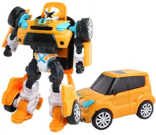 Трансформер Tobot X, с ключом-токеном от Toyway