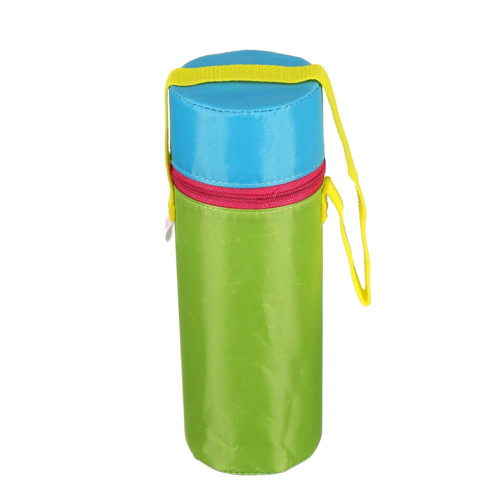Купить Сумка - Термоконтейнер для бутылочки – Твердый, от 0 мес. пенопласт, зеленый, Lubby