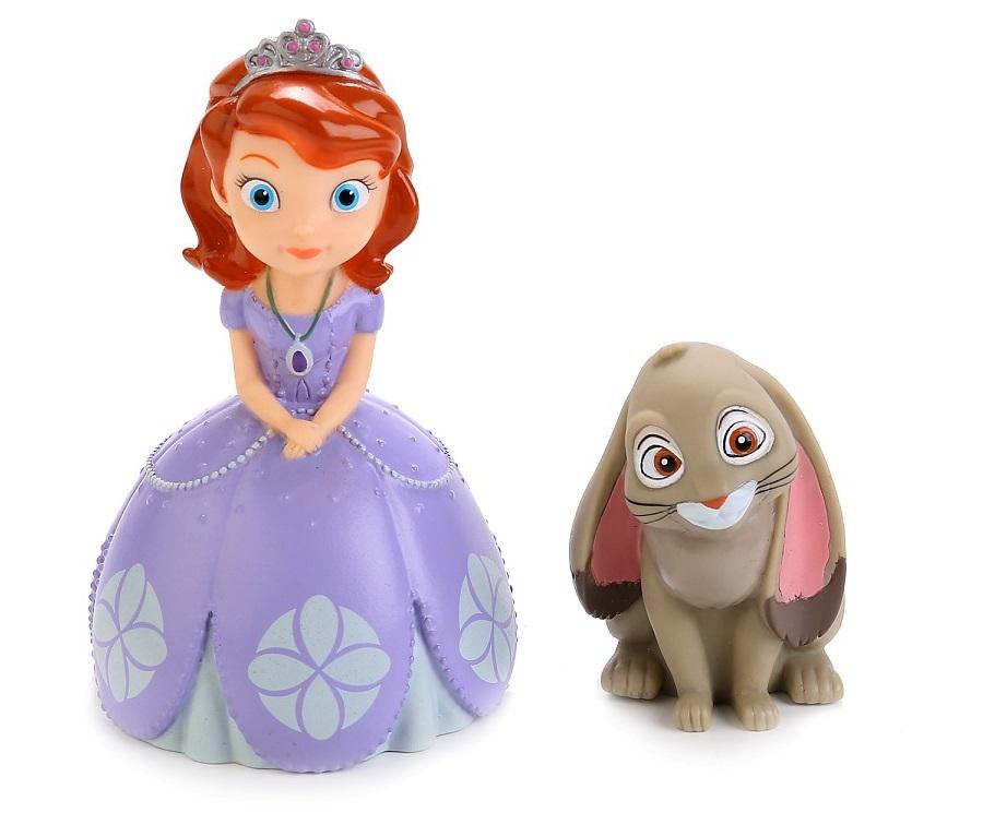 Набор из 2-х игрушек для купания «София Дисней»Игрушки для ванной<br>Набор из 2-х игрушек для купания «София Дисней»<br>