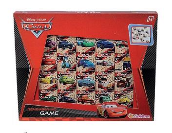 Игровой набор на память из 40 деталей Тачки 2CARS 2 (Игрушки Тачки 2)<br>Игровой набор на память из 40 деталей Тачки 2<br>