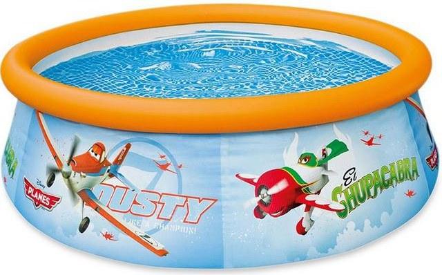 Бассейн Planes, Самолеты - Детские надувные игрушки и бассейны, артикул: 96911
