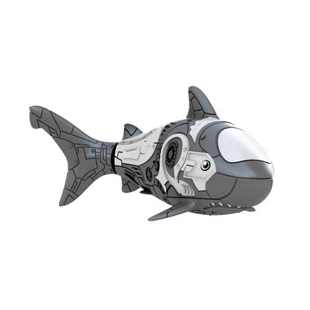 Серая акула РобоРыбка - Игрушки для ванной, артикул: 23522