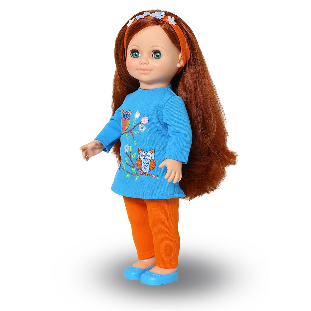 Озвученная кукла - Анна 20, 42 смРусские куклы фабрики Весна<br>Озвученная кукла - Анна 20, 42 см<br>