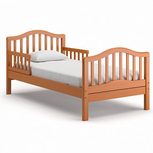 Подростковая кровать Nuovita Gaudio, Ciliegio / ВишняДетские кровати и мягкая мебель<br>Подростковая кровать Nuovita Gaudio, Ciliegio / Вишня<br>